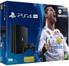 Sony PlayStation 4 Pro 1TB Black + FIFA18 + PS Plus 14 dní (PS719914365)