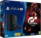 Sony PlayStation 4 Pro 1TB Black + GT Sport + PS Plus 14 dní