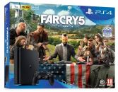 PlayStation 4 černý 1TB + Far Cry 5 (PS719377672)